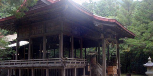 大洲市 少彦名神社