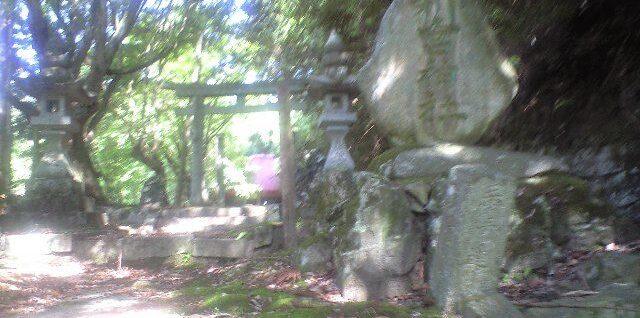 松山市 日浦 新宮神社